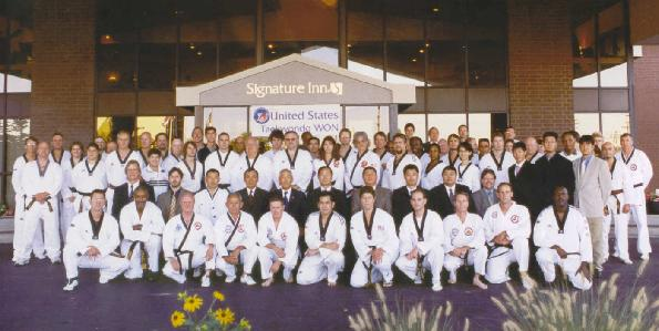 2003 Instructor Seminar                                       Attendees